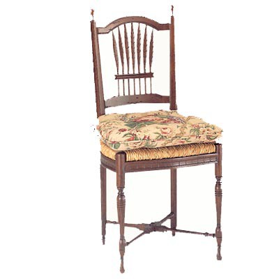 10400 Wheat Rush Seat Side Chair