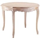 44400-D Carved French Dining Table