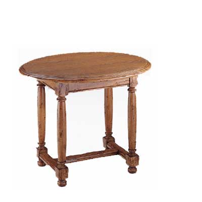 53000 Country English End Table