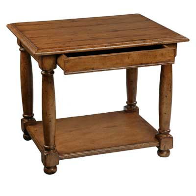 53030 Country English End Table