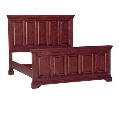 50585-C English King Headboard w/Footboard