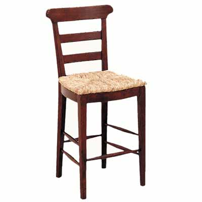 12830 Harvest Rush Seat Barstool (Bar Height)