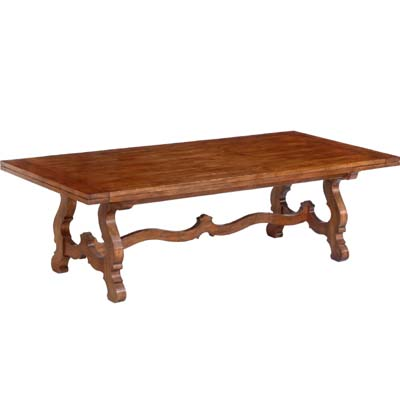 70178DT Montecito Draw Top Dining Table