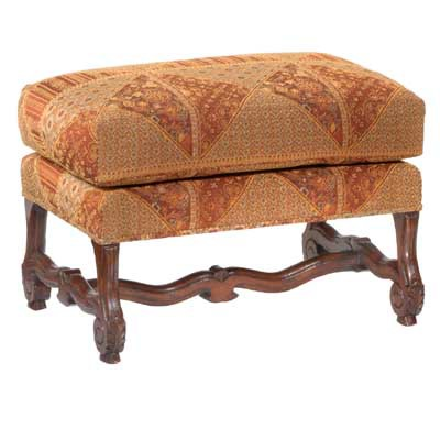 13412 Carved Provence Ottoman