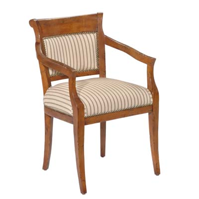 14701 Veranda Upholstered Back Arm Chair