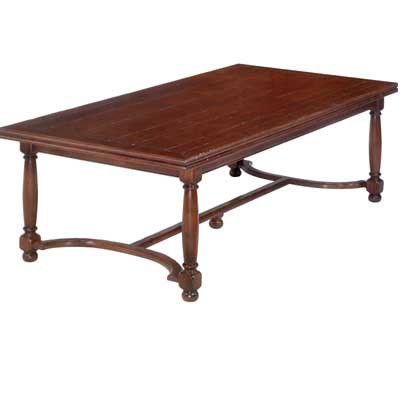 54274S Country English Draw Top Dining Table