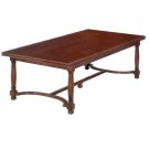 54896S Country English Draw Top Dining Table