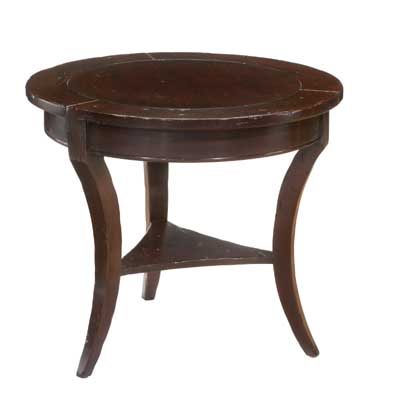 93000 Veranda Round End Table