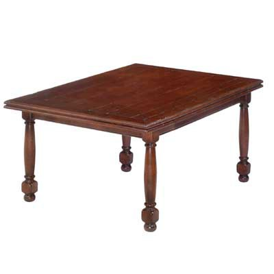 54242DT Country English Draw Top Dining Table