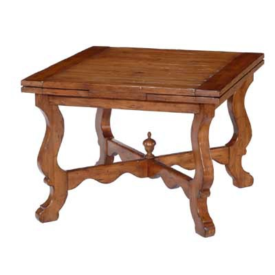 74242DT Montecito Draw Top Dining Table