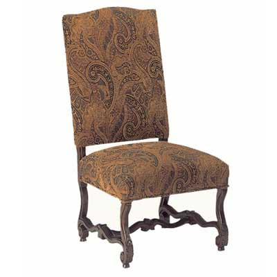 13400 Carved Provence Side Chair