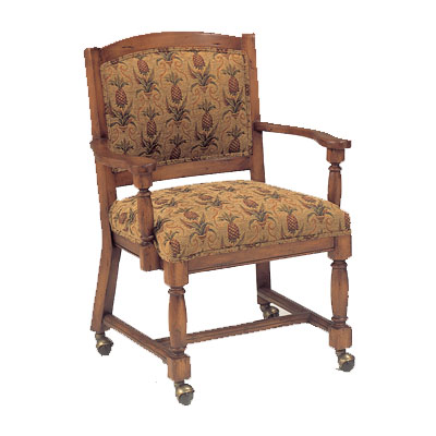 52824 Country English Game Chair