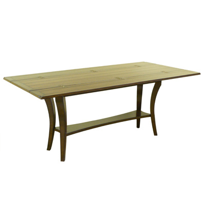 Veranda Flip Top Table Open
