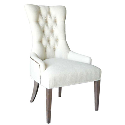 15101 Tufted Arm Chair