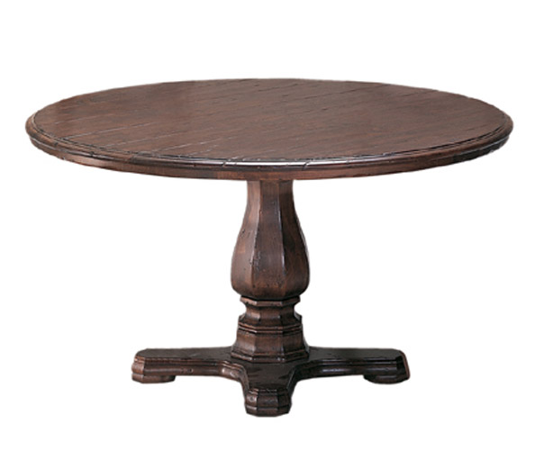"193303 54"" Round Pedestal Table"