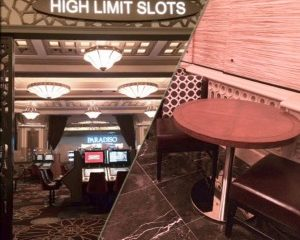 Mandalay Bay High Limit Slot