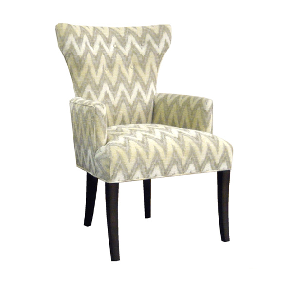 15401 Upholstered Arm Chair