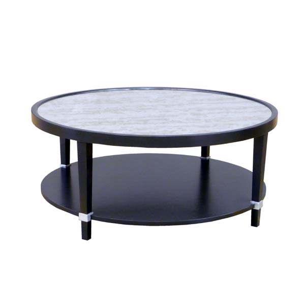 164200-M Mercer Round Cocktail Table