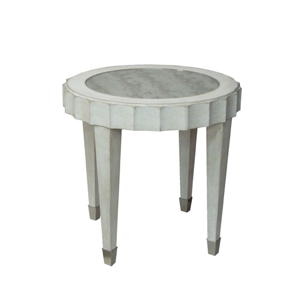 182400 Beverly Round End Table