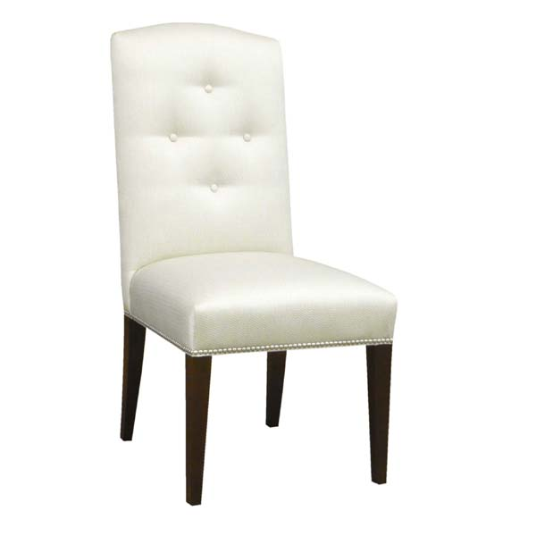 15250B Buttoned Back Side Chair