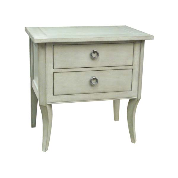 92132-K Veranda Two Drawer Nightstand