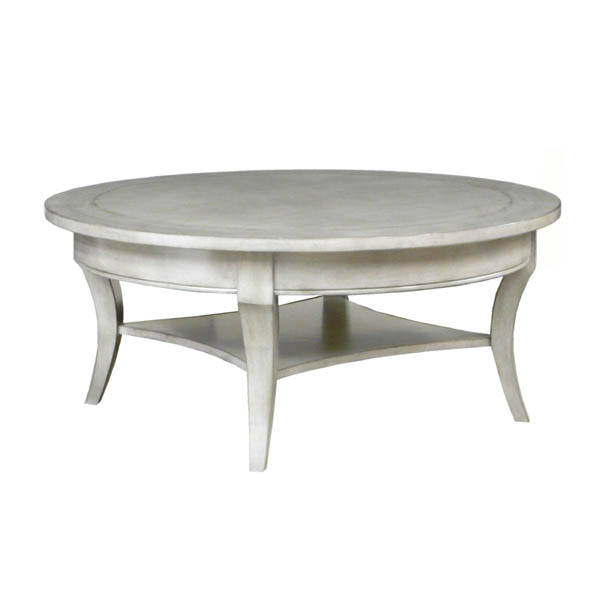 94200 Veranda Cocktail Table with Wood Top