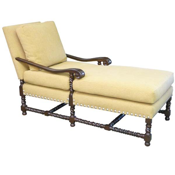 Custom Sorrento Chaise