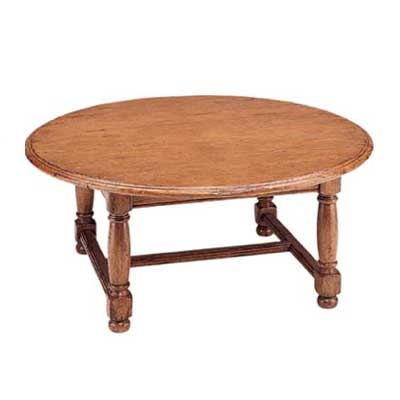 54400 Country English Cocktail Table
