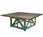 37272 Montage Square Pedestal Table