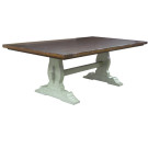190084 Trestle Dining Table