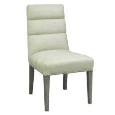 15600-H Tapered Back Channeled Side Chair