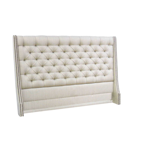 92084 King Upholstered Tufted Headboard