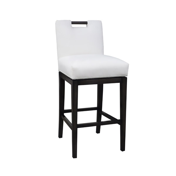 15830 Swivel Barstool with Handle